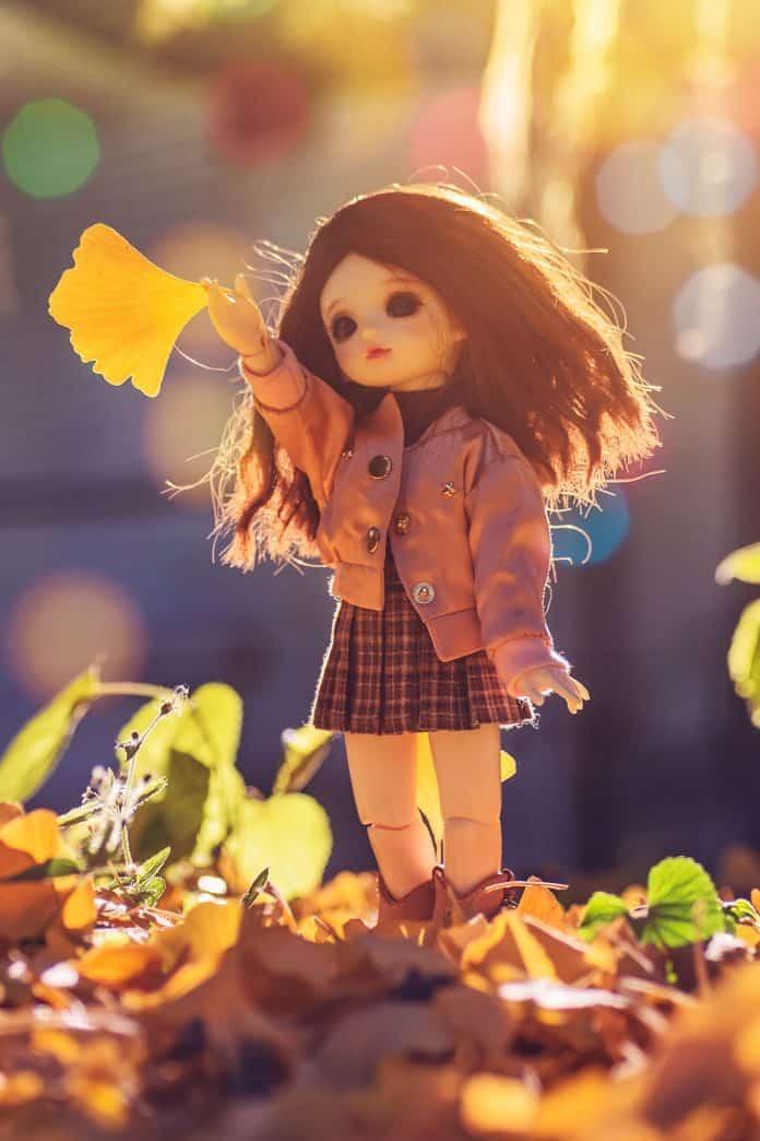 Un choix de poupée