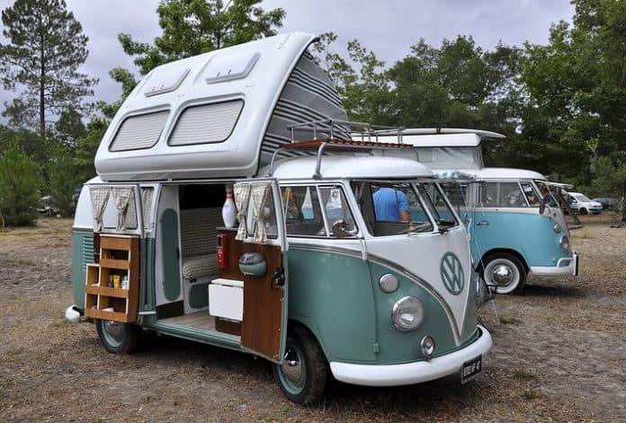 amenager un van volkswagen en camping car