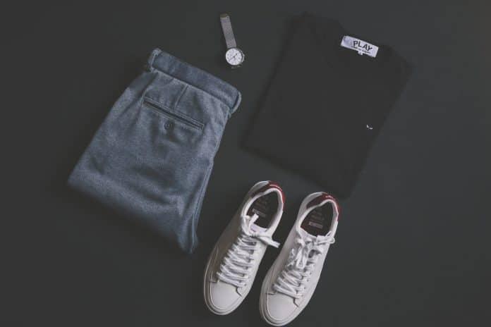 Des vêtements pour homme